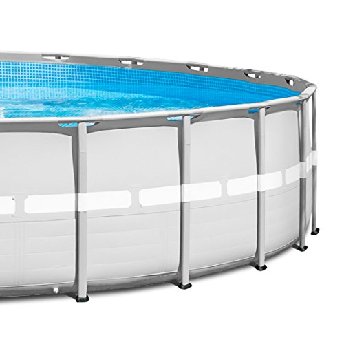Intex-26-x-52-Ultra-Frame-Above-Ground-Swimming-Pool-Set-with-Pump-Ladder-0-0