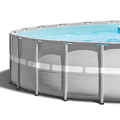 Intex-26-x-52-Ultra-Frame-Above-Ground-Swimming-Pool-Set-with-Pump-Ladder-0-2