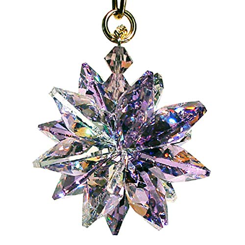JLeen-AB-and-Violet-Small-Suncluster-with-Austrian-Crystal-0