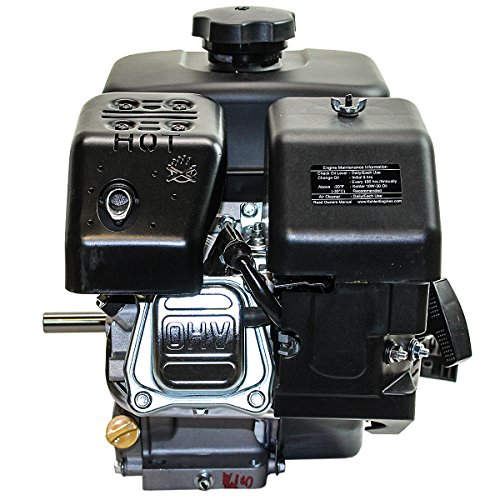 Kohler-65hp-Courage-Overhead-Valve-Horizontal-34×2-716-Shaft-Recoil-Electric-Start-10-Amp-Alternator-Cast-Iron-Bore-Low-Oil-Alert-Engine-0-2