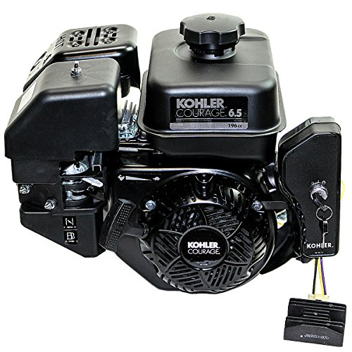 Kohler-65hp-Courage-Overhead-Valve-Horizontal-34×2-716-Shaft-Recoil-Electric-Start-10-Amp-Alternator-Cast-Iron-Bore-Low-Oil-Alert-Engine-0