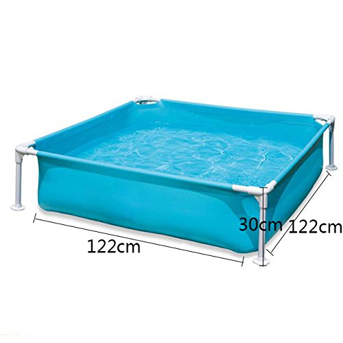 LZTET-Child-Inflatable-Pool-Family-Portable-Folding-Bath-Tub-Garden-Outdoor-Swimming-Playing-Pool-Paddling-Pool-12212230cm-0-0