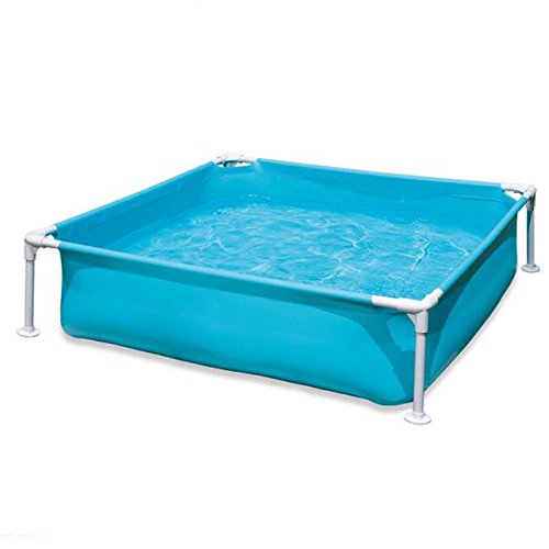 LZTET-Child-Inflatable-Pool-Family-Portable-Folding-Bath-Tub-Garden-Outdoor-Swimming-Playing-Pool-Paddling-Pool-12212230cm-0