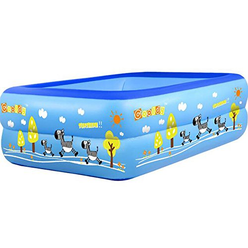 LZTET-Kids-Pool-Multi-layer-Inflatable-Bathtub-Garden-Outdoor-Thickened-Insulation-Swimming-Playing-Pool-Paddling-Pool-0-3