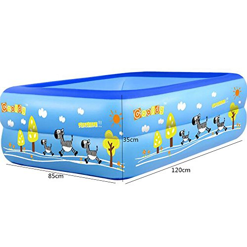 LZTET-Kids-Pool-Multi-layer-Inflatable-Bathtub-Garden-Outdoor-Thickened-Insulation-Swimming-Playing-Pool-Paddling-Pool-0-4