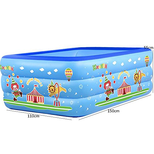 LZTET-Kids-Pool-Multi-layer-Inflatable-Bathtub-Garden-Outdoor-Thickened-Insulation-Swimming-Playing-Pool-Paddling-Pool-0-6