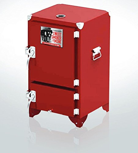 Lamberts-Sweet-Swine-OMine-Red-Box-Charcoal-Smoker-0