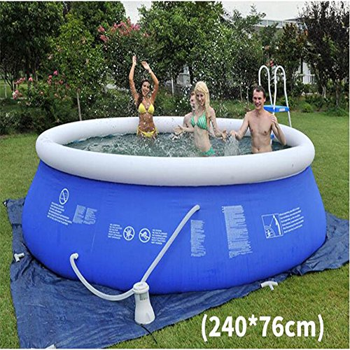 Large-Luxury-Inflatable-Family-Pool-Circular-Fast-Set-Round-Folding-Tub-Garden-Outdoor-Swimming-Playing-Pool-Paddling-Pool-Size-Optional-Sky-Blue-0-0
