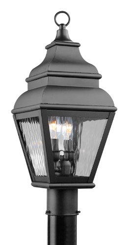 Livex-Exeter-2603-04-Outdoor-Post-Lantern-22H-in-Black-0
