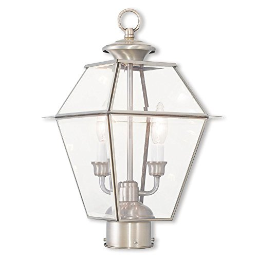 Livex-Lighting-Westover-2284-91-Post-Top-Lantern-0