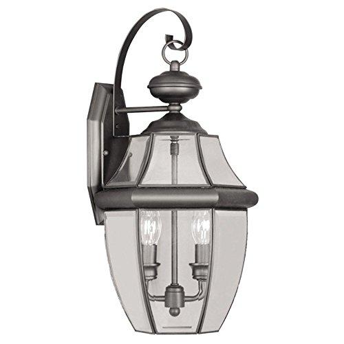 Livex-Monterey-2251-04-Outdoor-Wall-Lantern-2025H-in-Black-0