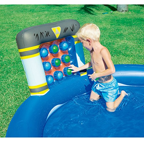 Longwei-Inflatable-swimming-pool-ocean-Ball-Pool-baby-Paddling-pool-child-Thicken-Sand-pool-blue-2-4-people-0-0