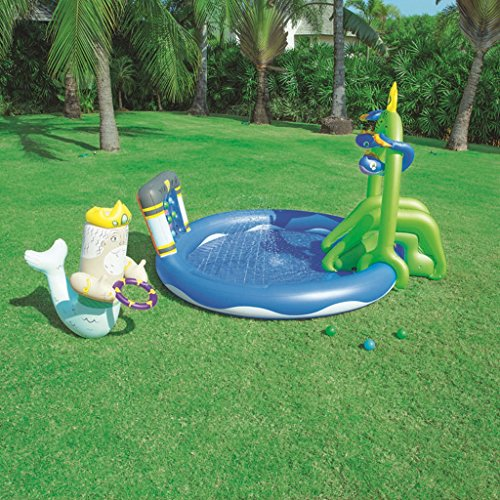 Longwei-Inflatable-swimming-pool-ocean-Ball-Pool-baby-Paddling-pool-child-Thicken-Sand-pool-blue-2-4-people-0-1