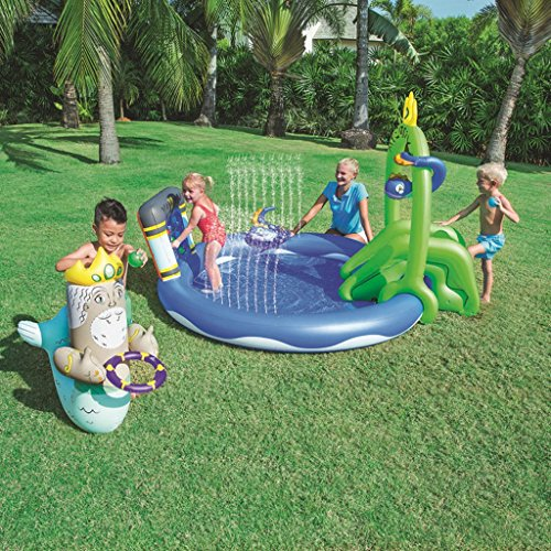 Longwei-Inflatable-swimming-pool-ocean-Ball-Pool-baby-Paddling-pool-child-Thicken-Sand-pool-blue-2-4-people-0-2