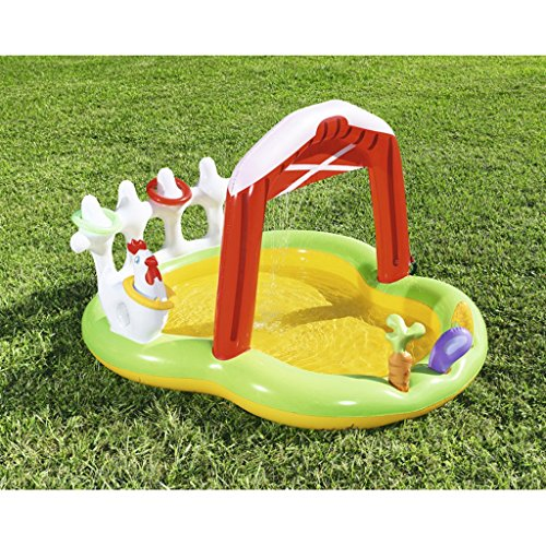 Longwei-Inflatable-swimming-pool-ocean-Ball-Pool-child-farm-Paddling-pool-Thicken-baby-Summer-party-color-2-3-people-0-0
