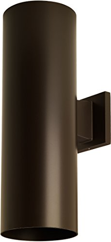 Luxury-Contemporary-Outdoor-Wall-Light-Medium-Size-18H-x-6W-with-Art-Deco-Style-Elements-Olde-Bronze-Finish-UHP1065-from-The-Hollywood-Collection-by-Urban-Ambiance-0