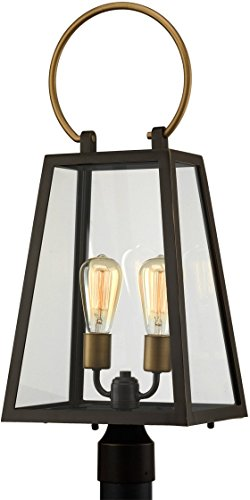 Luxury-Vintage-Outdoor-PostPier-Light-Large-Size-27H-x-1125W-with-Farmhouse-Style-Elements-Olde-Bronze-Finish-UHP1004-from-The-Vicenza-Collection-by-Urban-Ambiance-0