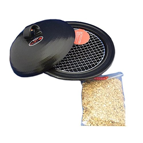 Made-in-Japan-Ceramic-Stovetop-Smoker-Easy-to-make-IndoorOutdoor-0