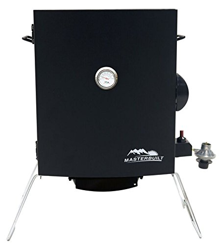 Masterbuilt-20050116-Patio-2-Portable-Propane-Smoker-Black-0
