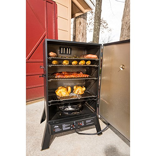 Masterbuilt-40-Inch-Outdoor-Sportsman-Elite-Extra-Large-Gas-Smokehouse-0