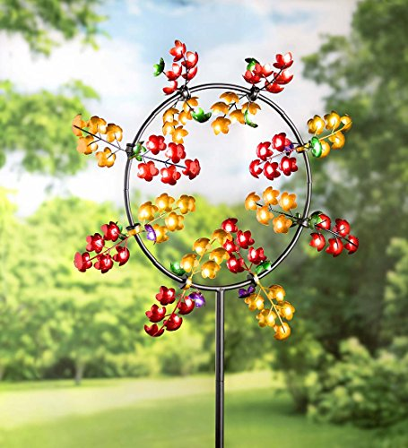 Medium-Jubilee-Outdoor-Metal-Garden-Wind-Spinner-Sculpture-0