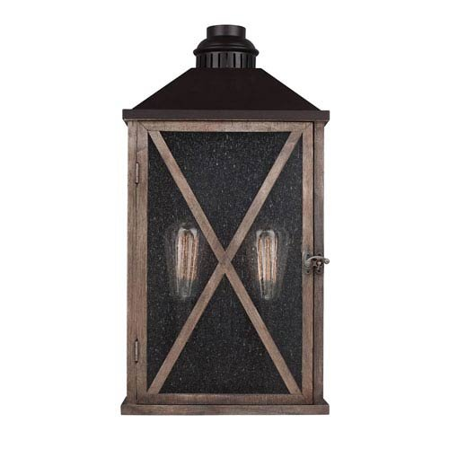 Mill-Mason-Ednor-Oak-and-Rubbed-Bronze-Two-Light-Outdoor-Wall-Mount-0