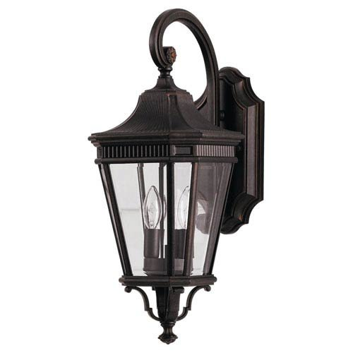 Mill-Mason-Lafayette-Bronze-Nine-Inch-Two-Light-Outdoor-Wall-Mount-0