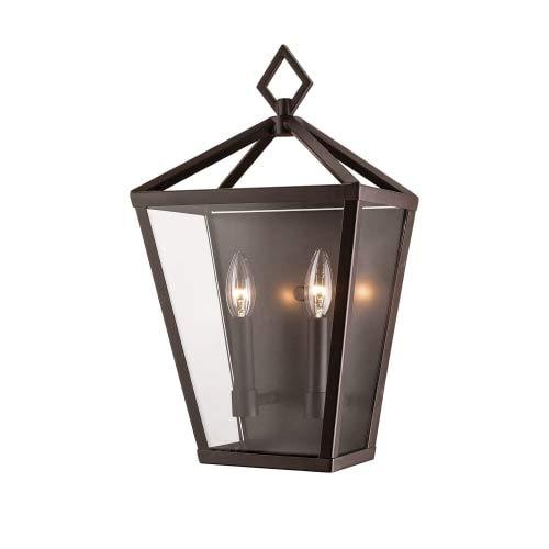 Millennium-Lighting-2531-2-Light-18-Tall-Outdoor-Wall-Sconce-Powder-Coat-Bronze-0