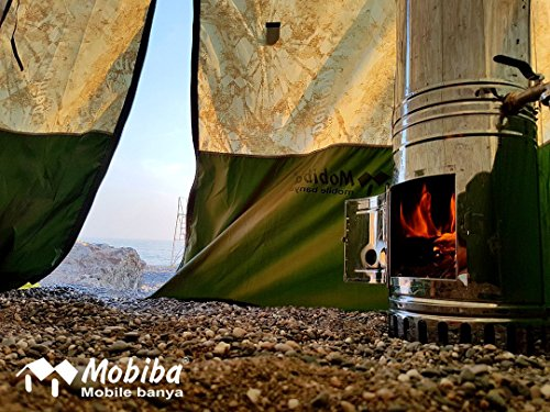Mobiba-Portable-Mobile-SPA-Sauna-Complex-in-Your-Backpack-RB-170-2-3-pers-Wood-Stove-Also-can-be-Used-as-a-Full-Height-Heated-Camping-Tent-0-0