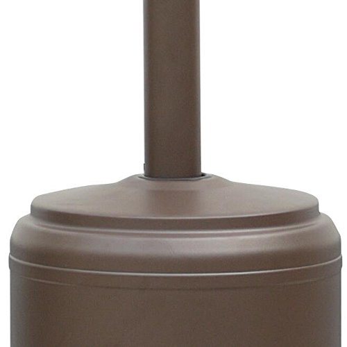 Mocha-Garden-Outdoor-Patio-Heater-Propane-Standing-LP-Gas-Steel-waccessories-0-1