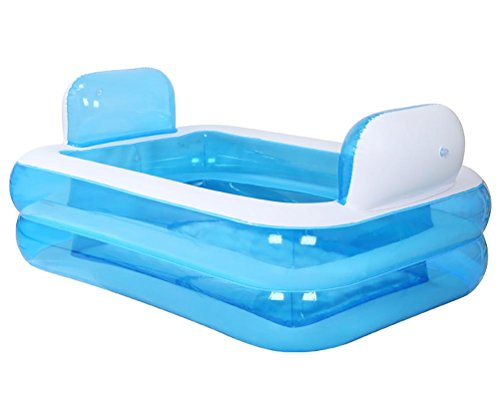 NUOAO-Children-Inflatable-Family-Pool-Swimming-Pool-Adult-Bathtub-0-1