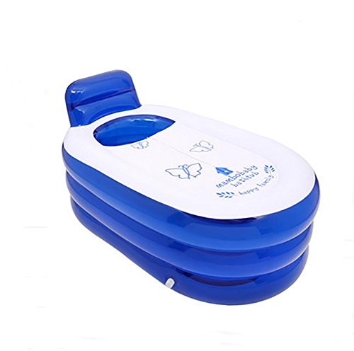 NUOAO-Foldable-Durable-Adult-SPA-Inflatable-Bath-Tub-with-Electric-Air-Pump-0