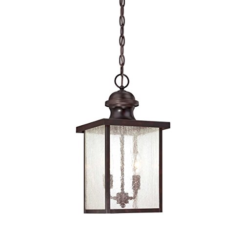 Outdoor-Pendant-2-Light-with-English-Bronze-Finish-Candelabra-Bulbs-9-inch-80-Watts-0