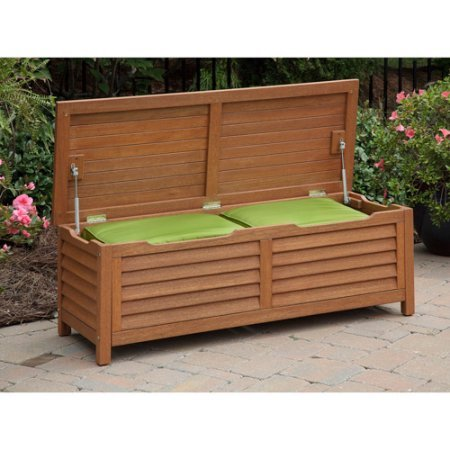 Patio-Eco-Friendly-Wood-Deck-Box-Waterproof-Eucalyptus-Finish-Storage-Bench-Suitable-for-Storing-Outdoor-Furniture-Cushions-Perfect-for-Garden-Backyard-Pool-Area-BONUS-E-book-0-0