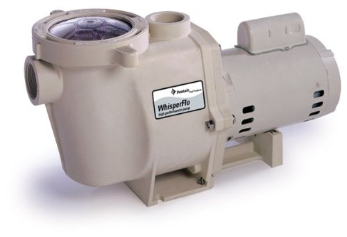 Pentair-011519-WhisperFlo-High-Performance-Energy-Efficient-Single-Speed-Up-Rated-Pump-2-Horsepower-208-230-Volt-1-Phase-0