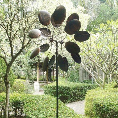 Pinwheel-Style-Rotating-Yard-Art-0