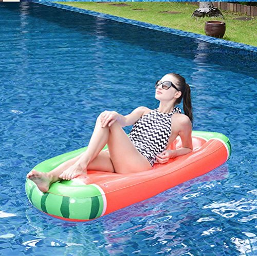 Pool-Float-Raft-Summer-Swim-Floating-Bed-Water-Recreation-Leisure-Lounger-Beach-0-0