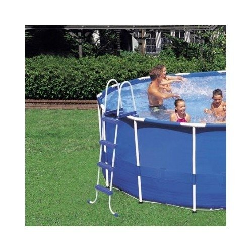 Pool-Swimming-Metal-Frame-Round-15-X-48-Above-Set-w-Filter-Intex-Pump-Filter-Pools-Swim-Discount-Patio-Family-Backyard-Summer-Fun-Wall-Walled-Safety-New-Guarantee-with-Its-Only-Ebook-0-1