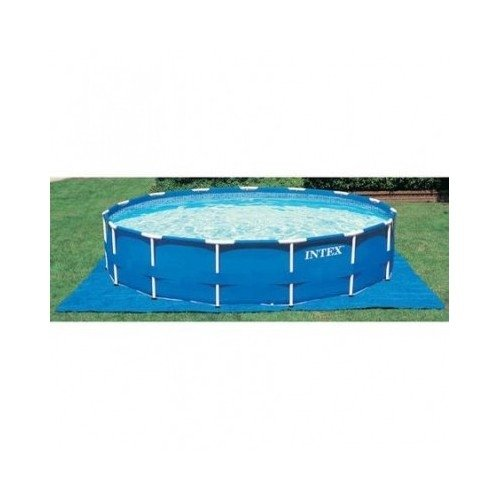 Pool-Swimming-Metal-Frame-Round-15-X-48-Above-Set-w-Filter-Intex-Pump-Filter-Pools-Swim-Discount-Patio-Family-Backyard-Summer-Fun-Wall-Walled-Safety-New-Guarantee-with-Its-Only-Ebook-0-2