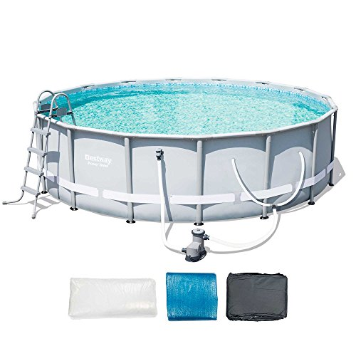 Power-Steel-16-x-48-Frame-Pool-Set-0