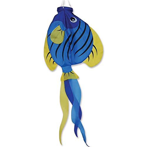 Premier-Kites-36-Inch-Striped-Angelfish-Windsock-0