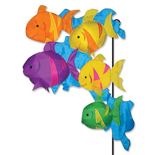 Premier-Kites-59109-Garden-Charm-School-of-Fish-30-Inch-0