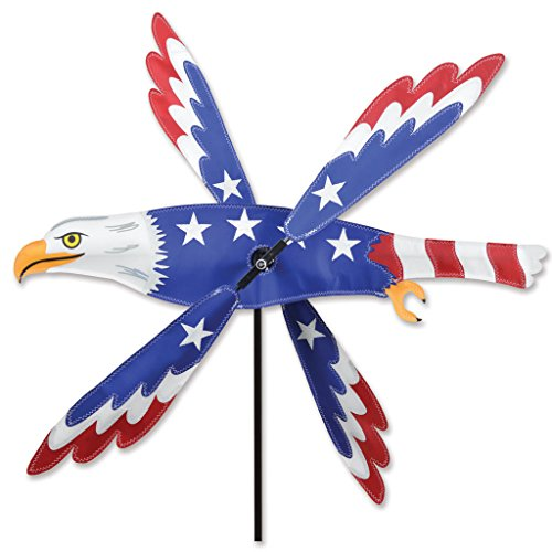 Premier-Kites-Whirligig-Spinner-25-In-Patriotic-Eagle-Spinner-0