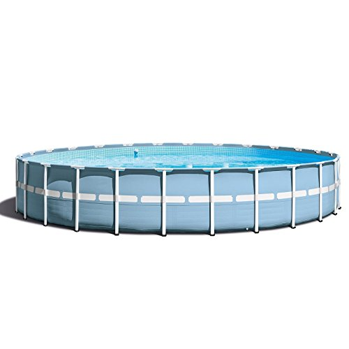 Prism-Frame-Pool-Set-Water-Swimming-Pools-24-x-52-Above-Ground-Pool-Floats-Round-Frame-Set-With-Ladder-Cover-Pump-Filter-Cartridges-Skroutz-0-0