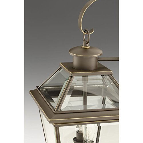 Progress-Lighting-P6537-09-Burlington-Two-Light-Hanging-Lantern-0-1