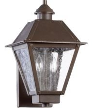 Quorum-International-7024-2-86-Wall-Lanterns-with-Clear-Seeded-Glass-Shades-Bronze-0