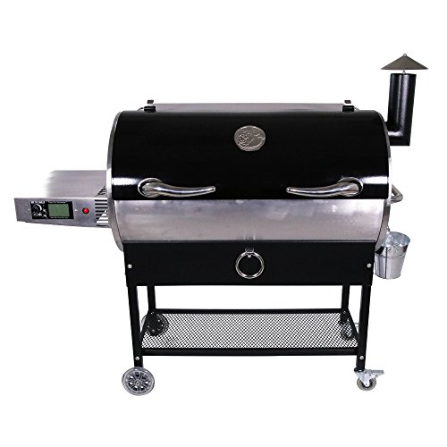 REC-TEC-Grills-Bull-RT-700-Bundle-WiFi-Enabled-Portable-Wood-Pellet-Grill-Built-in-Meat-Probes-Stainless-Steel-40lb-Hopper-6-Year-Warranty-Hotflash-Ceramic-Ignition-System-0-0