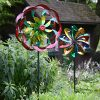 Red-Carpet-Studios-84-in-Power-Flower-Wind-Spinner-0-0