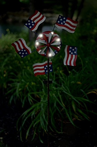 Red-Carpet-Studios-Metal-Yard-Stake-Wind-Spinner-with-Solar-Powered-Lights-American-Flag-0-1
