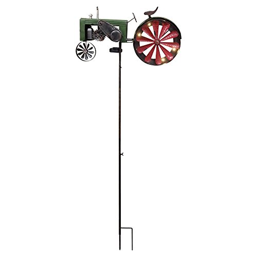 Red-Carpet-Studios-Solar-Tractor-Stake-Wind-Spinner-0